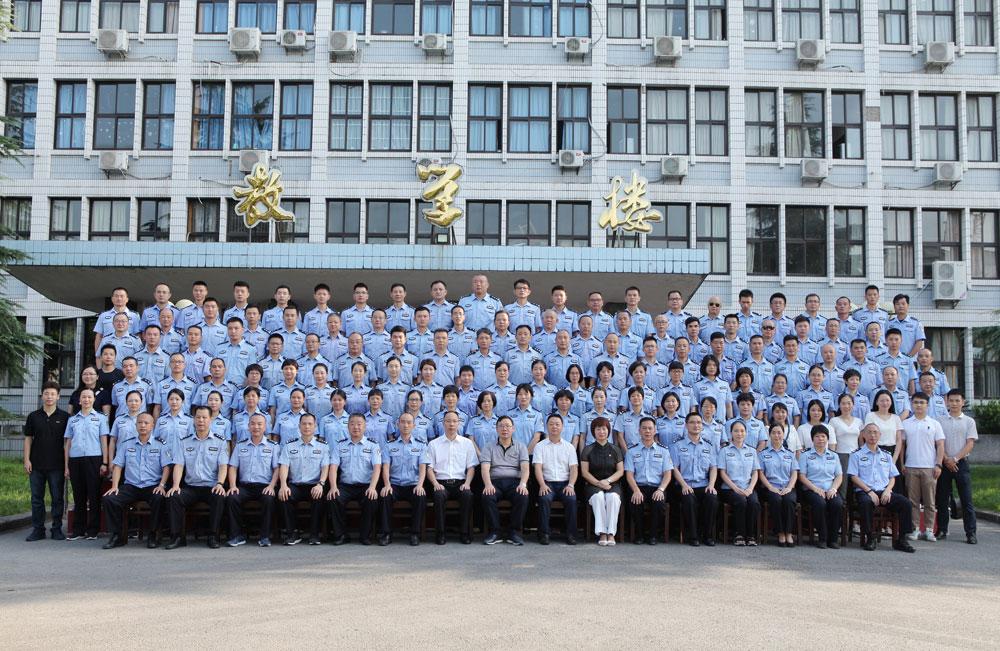 广州市司法局2019年度戒毒警察'不忘初心、牢记使命'主题教育暨综合素能提