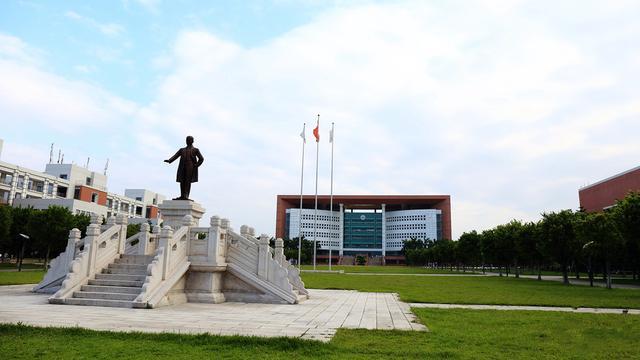 中山先生雕像