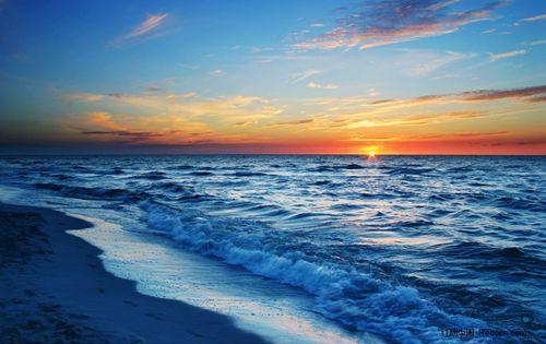 蓝色海洋经济发展