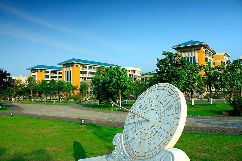 虎溪学院楼